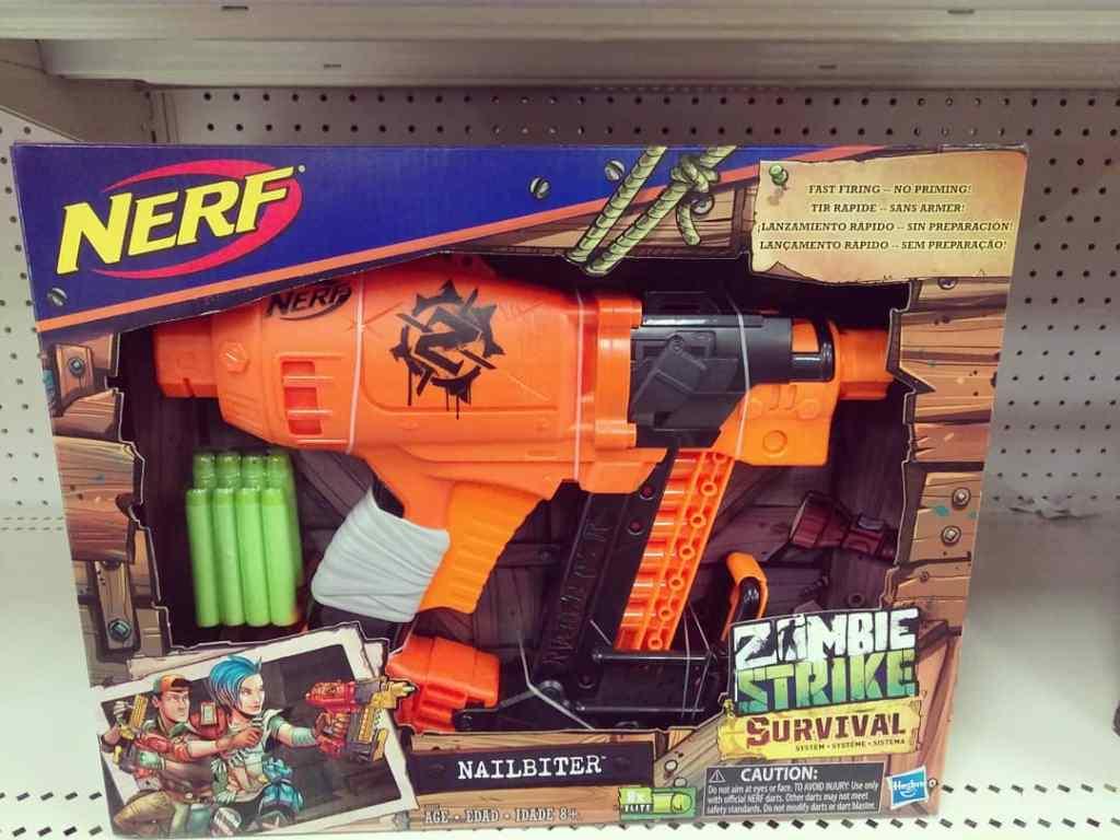 Nerf Zombiestrike Nailbiter