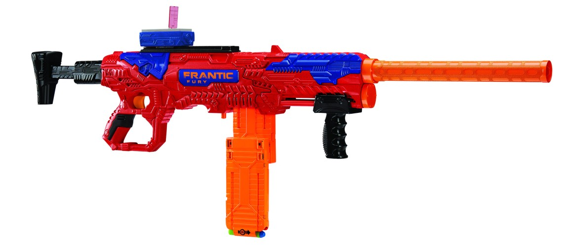 Buzz Bee Frantic Fury Blaster
