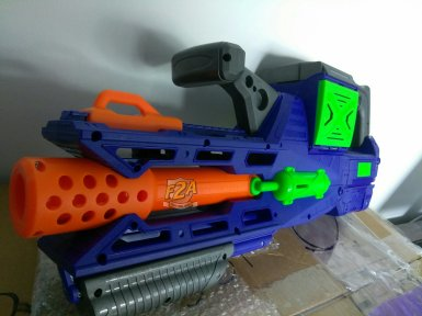 Foam From Above – Nerf Bloggin' since 2009